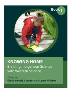 Knowing Home Book Cover